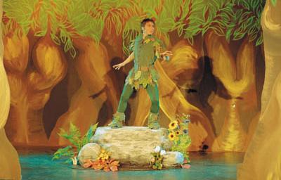 Farväl Peter Pan
